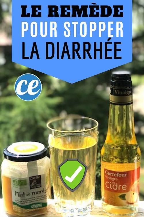 La Recette De Grand-Mère Pour STOPPER Une Diarrhée SANS Médicament.