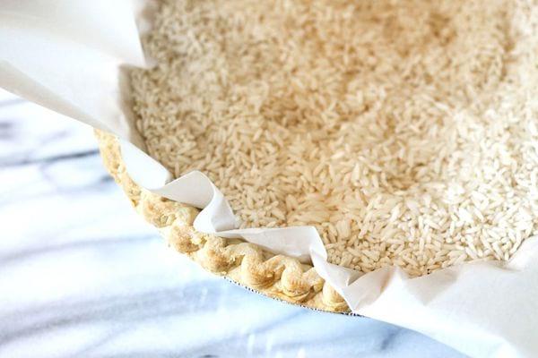 comment cuire un fond de tarte