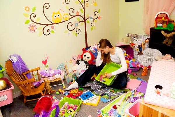Comment apprendre vos enfants ranger leur chambre en 10 min chrono - Ranger une chambre en bordel ...