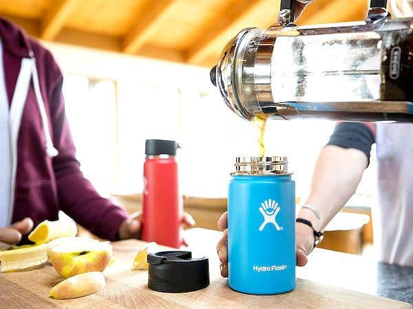 Pour sauver la planète, utilisez un mug isotherme.
