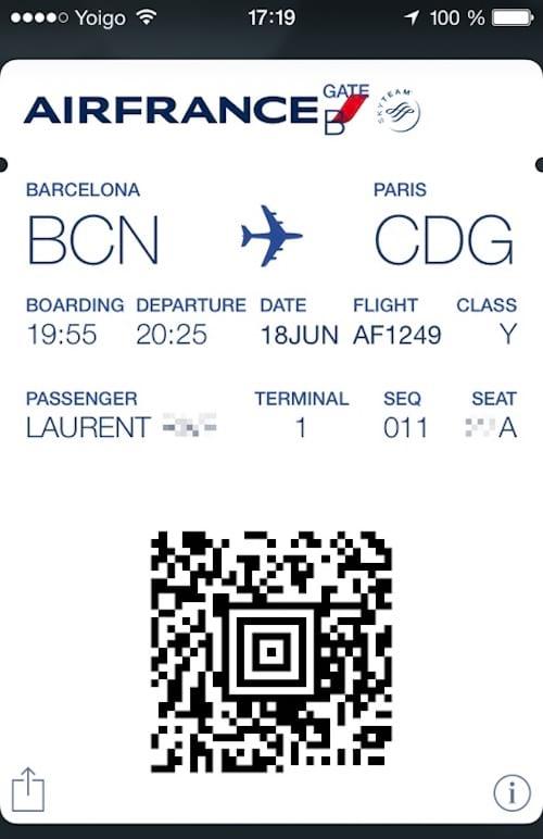 Pour sauver la planète, utilisez les billets électroniques lorsque vous voyagez.
