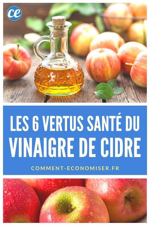 Les 6 Vertus Santé du Vinaigre de Cidre Prouvés Scientifiquement.