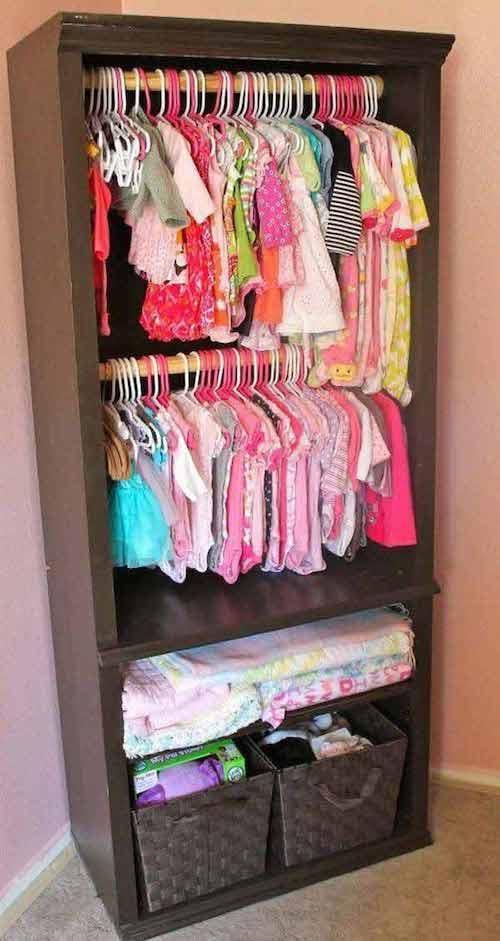 Dressing pour bébé fille