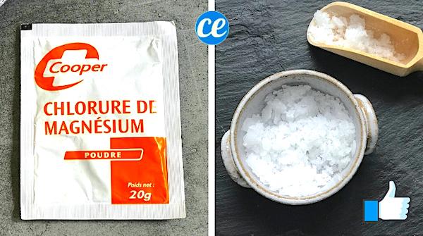 Nigari o cloruro di magnesio: quale scegliere?