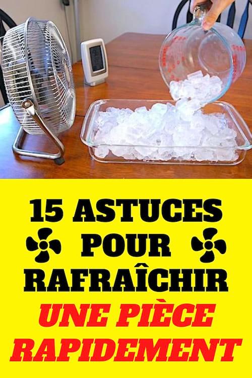 Top 15 des Astuces Pour Rafraîchir Une Pièce RAPIDEMENT En Été.