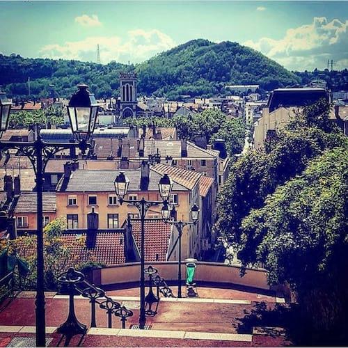 ville de Saint-Etienne, ville avec le loyer le moins cher