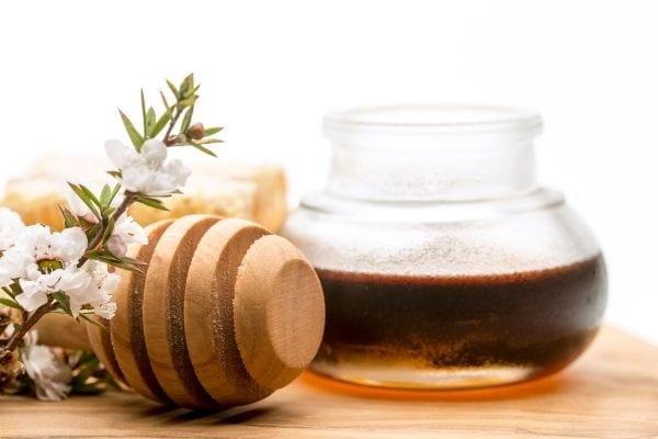 pot de miel de manuka remède naturel