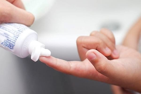 Dentifrice pour les odeurs de mains