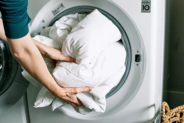 Comment laver une couette en machine ?
