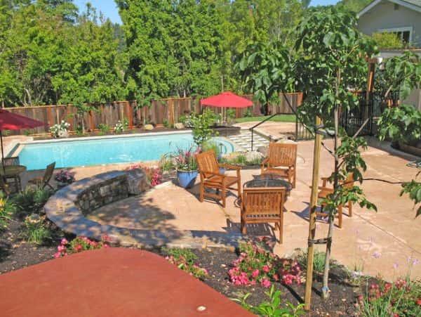 Transformer son espace extérieur en jardin d'agrément n'est pas particulièrement difficile.