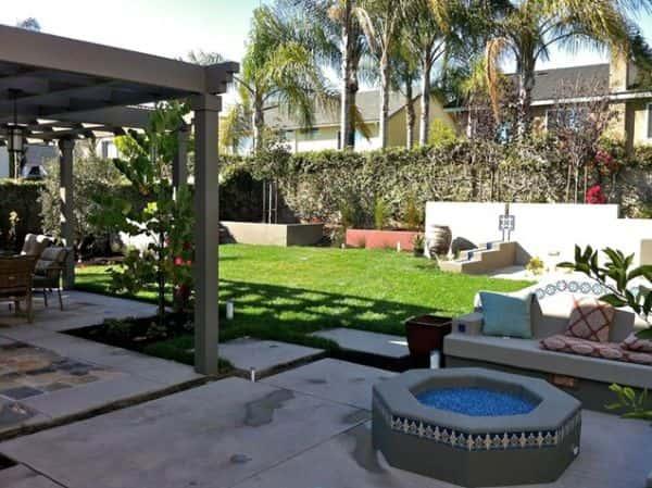 Essayez de ne pas trop exposer votre terrasse au soleil.