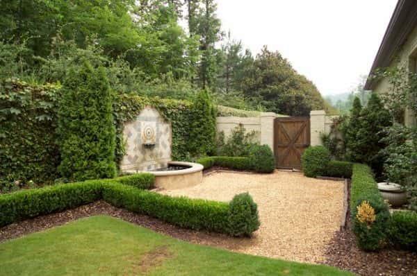 Saviez-vous que les jardins simples et sobres sont plus beaux que les jardins complexes ?