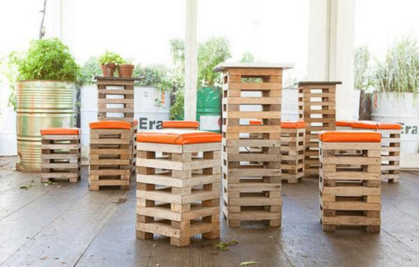 42 Nouvelles Facons De Recycler Des Palettes En Bois