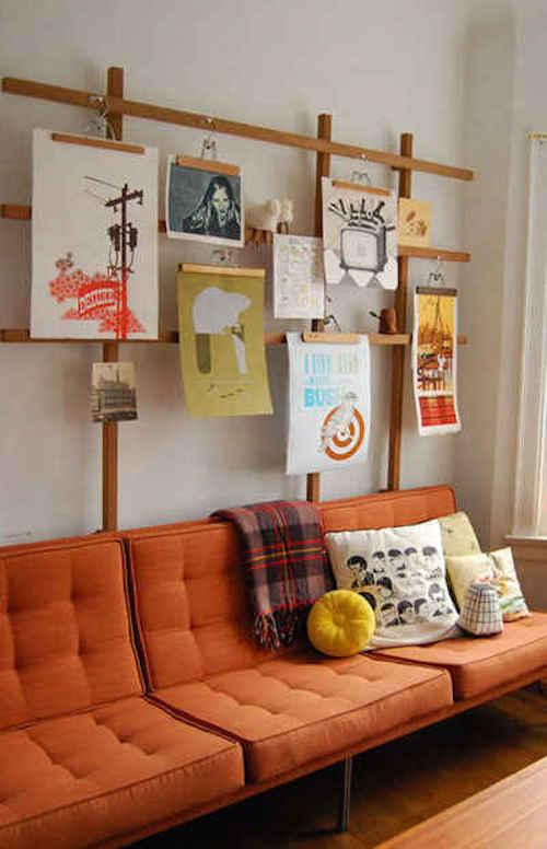 Deco Salon Recup 7 idées récup' pour une déco du salon vraiment originale.