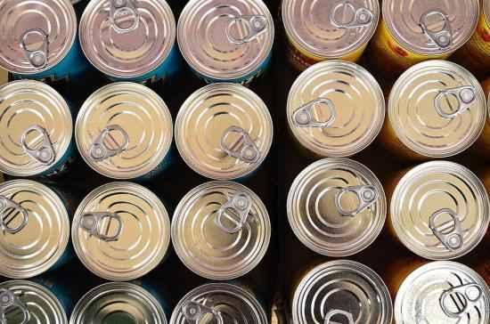 Les boites de conserve se mangeant plusieurs années après la date de péremption