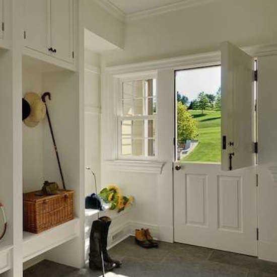 Connaissez-vous l'avantage d'avoir une porte fermière ?