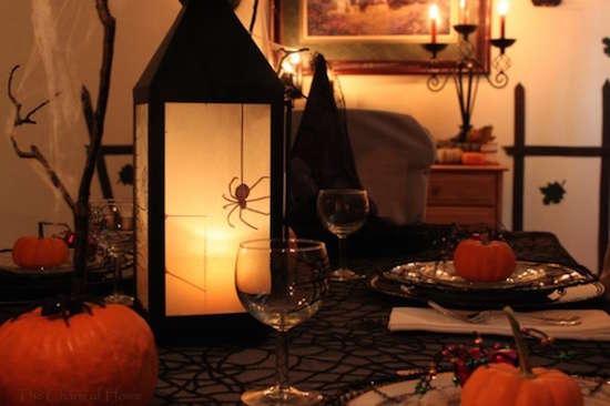 24 super id es de d coration pour halloween - Decoration halloween maison hantee ...