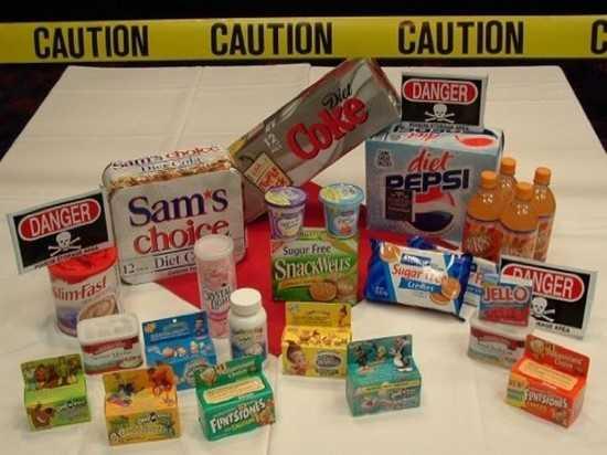 aspartame danger pour santé