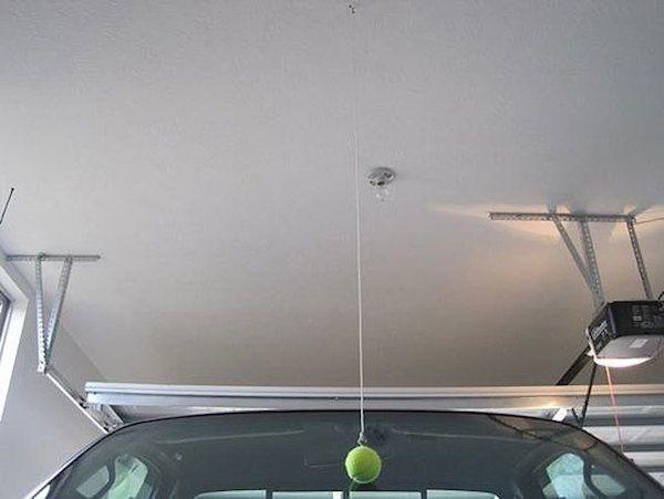 Comment se garer dans un garage étroit ?