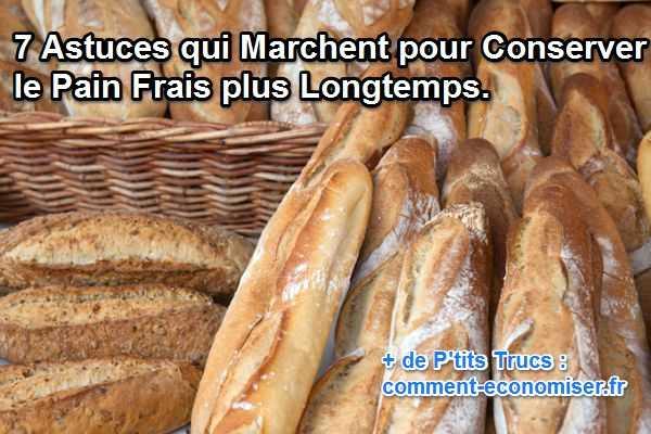 Comment bien conserver le pain : 7 astuces pour mieux conserver pain