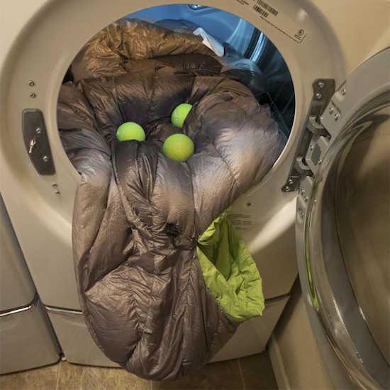 Comment conserver le duvet de votre sac de couchage ?