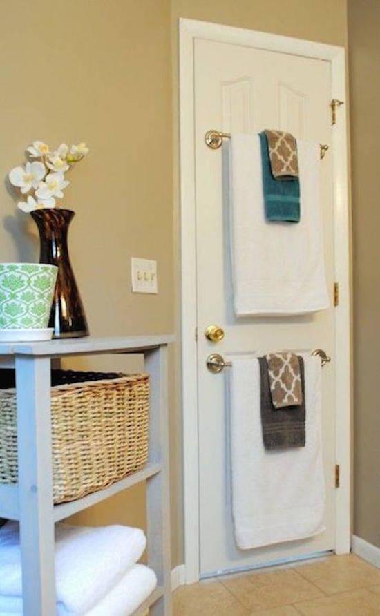 Comment Cacher Un Placard Sans Porte 29 idées de génie pour gagner de la place dans votre appartement.