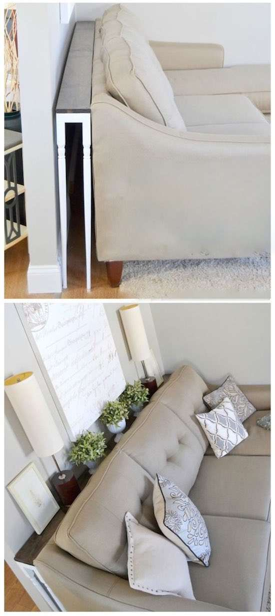 29 id es de g nie pour gagner de la place dans votre. Black Bedroom Furniture Sets. Home Design Ideas