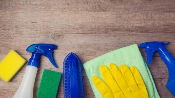 garder une maison propre pour chasse les mouches de la maison