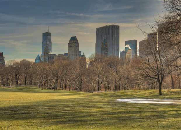 Se promener dans Central Park à NYC