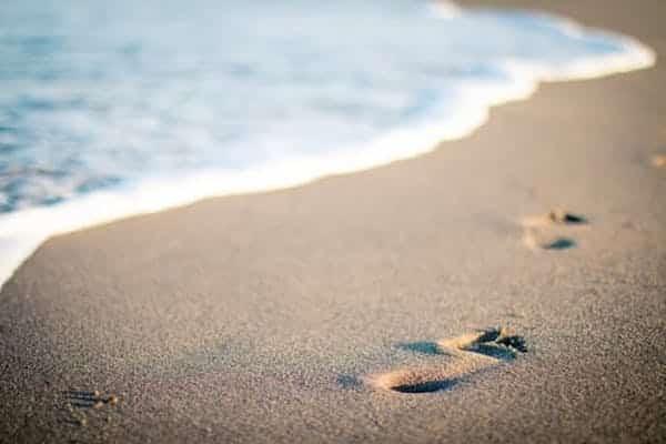 Aller à la plage est scientifiquement prouvé de réduire les niveaux de stress.