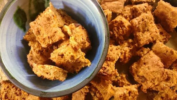 biscuit pour chien végétarien