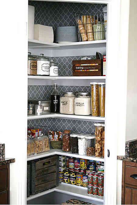 8 super astuces de rangement pour votre cuisine. Black Bedroom Furniture Sets. Home Design Ideas