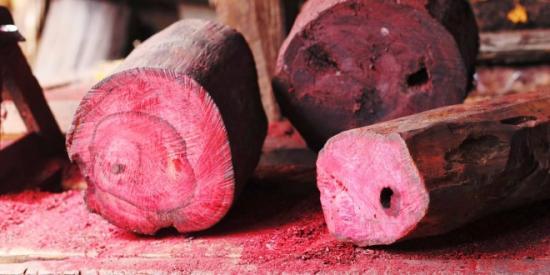 recettes de beauté et remède avec l'huile essentielle de bois de rose