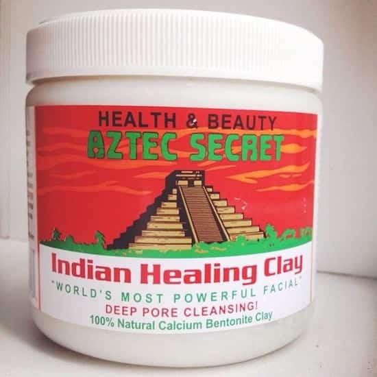 l'argile de bentonite peut être utilisée comme shampoing