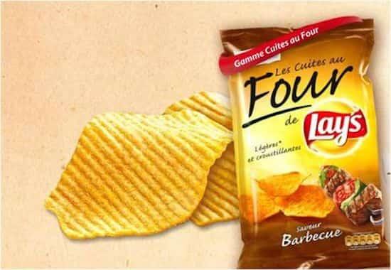 La cuisson au four des chips peut former encore plus de substances toxiques que la cuisson dans de l'huile.