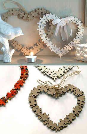 11 id es g niales pour recycler facilement vos vieux objets for Coeur couronne et miroir