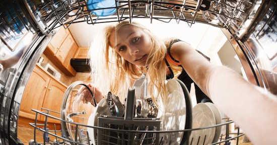 Il existe de nombreuses choses surprenantes que vous pouvez nettoyer au lave-vaisselle !