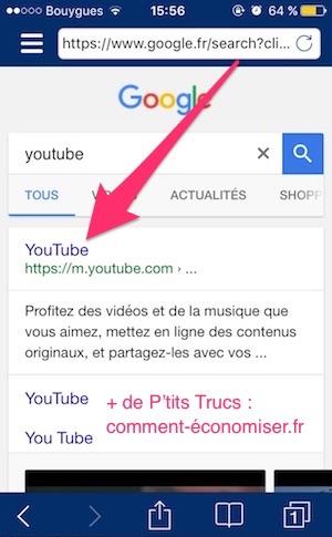 iPhone : Comment Télécharger N'importe Quelle Vidéo Youtube en Mp3