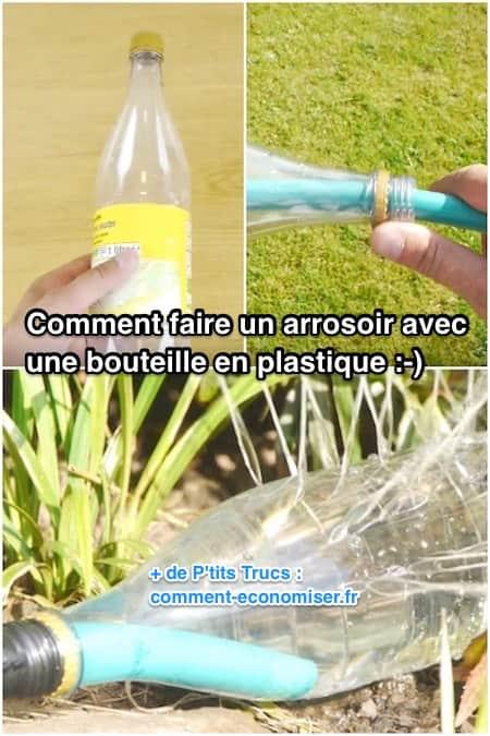 Comment faire un arrosoir de jardin avec une simple bouteille en plastique vid o - Comment fabriquer son fixie ...