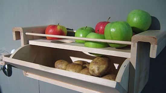 33 astuces g niales pour conserver la nourriture fini les - Comment conserver des pommes coupees ...