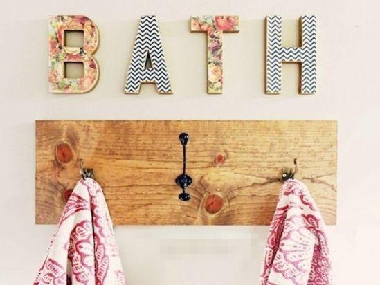 Rangements Astucieux Pour Votre Salle De Bain - Astuce deco salle de bain