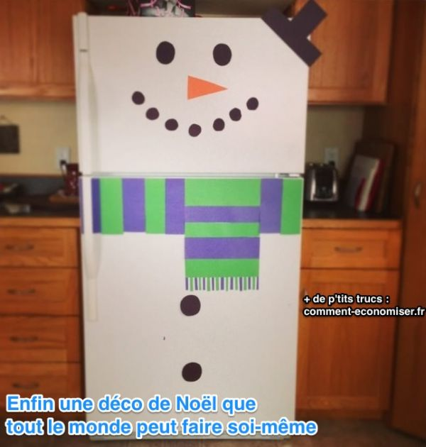 Decoration De Noel Facile A Faire on