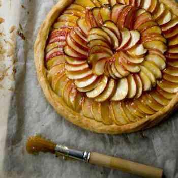 F te des m res un dessert pas cher pour fondre de plaisir - Comment couper des pommes pour une tarte ...