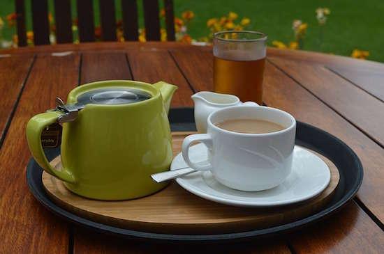 Saviez-vous que boire du thé vert réduit votre risque de développer un cancer du foie ?