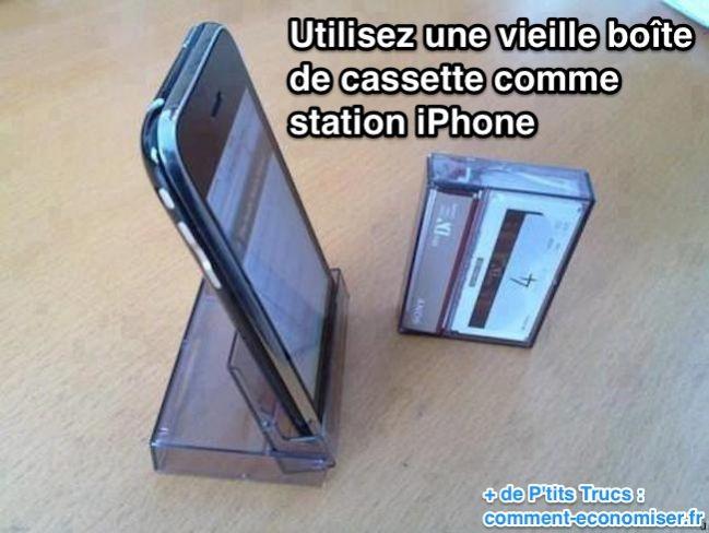 Un dock iphone pas cher voire totalement gratuit