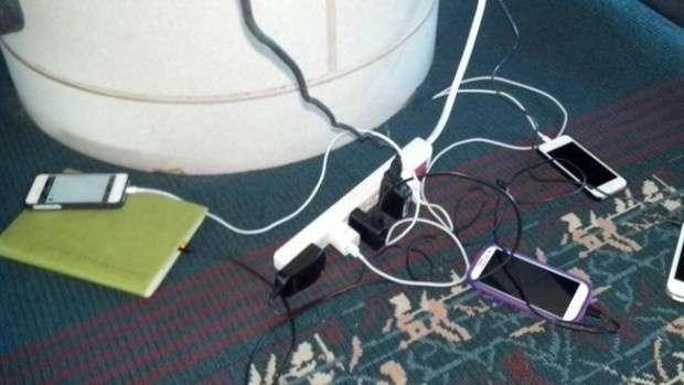 Emmenez une multiprise en vacances pour charger vos appareils électroniques