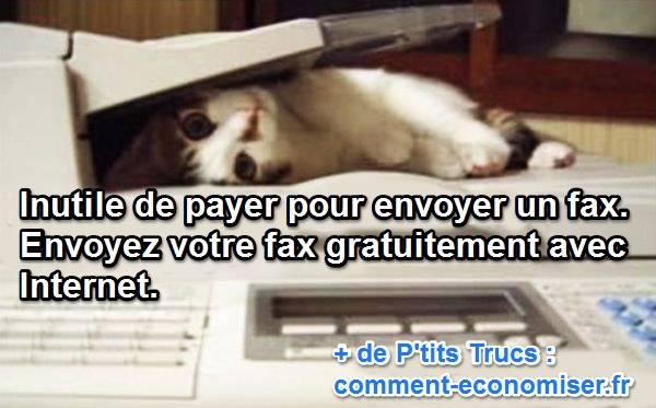 voici comment envoyer un fax gratuit par internet