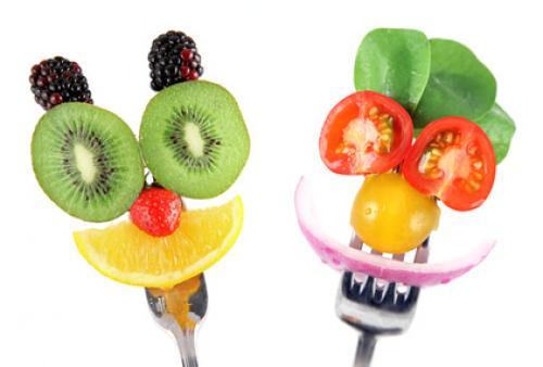 équilibrer alimentation pour etre en forme