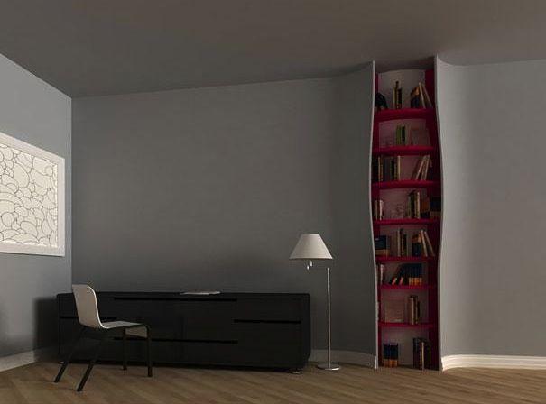 28 tag res que tous les amoureux de livres devraient avoir chez eux. Black Bedroom Furniture Sets. Home Design Ideas