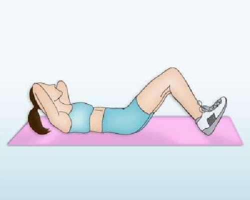 muscler abdo et fesses facilement